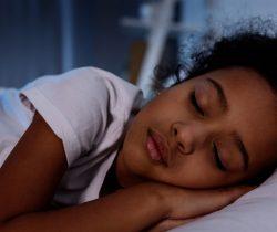 kids getting enough sleep